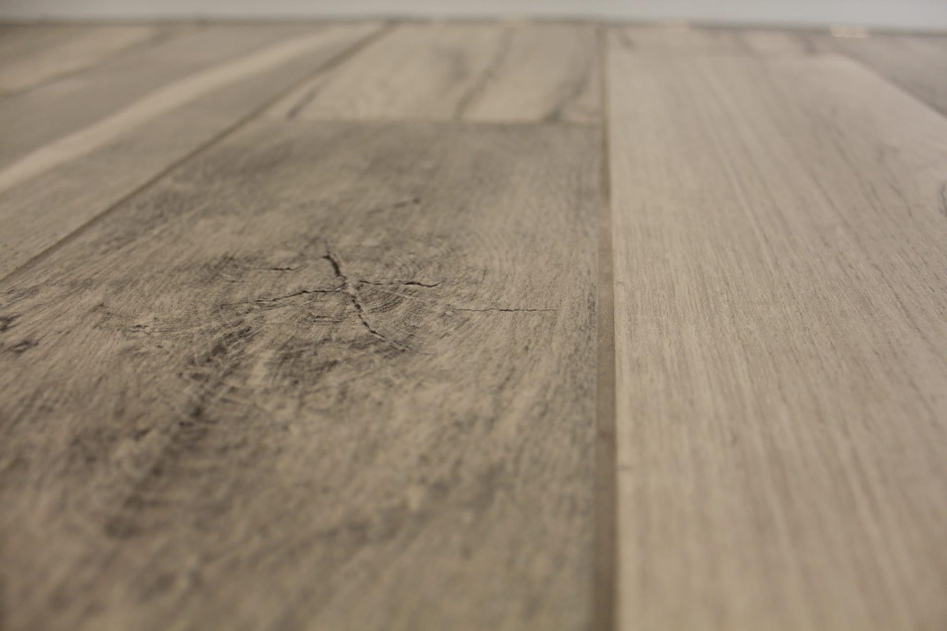 Wood-grain tiles